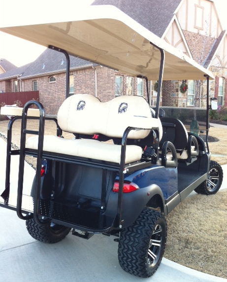 Used Car Batteries >> Used Golf Carts Dallas- Fort Worth - DFW - North Texas